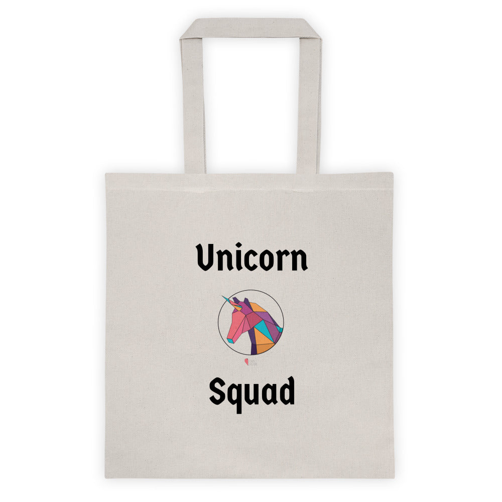 Unicorn Squad Circle - Tote bag
