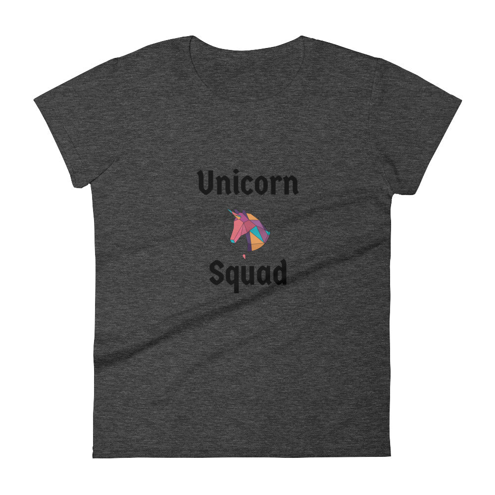 Unicorn Squad Circle - Women's T-shirt