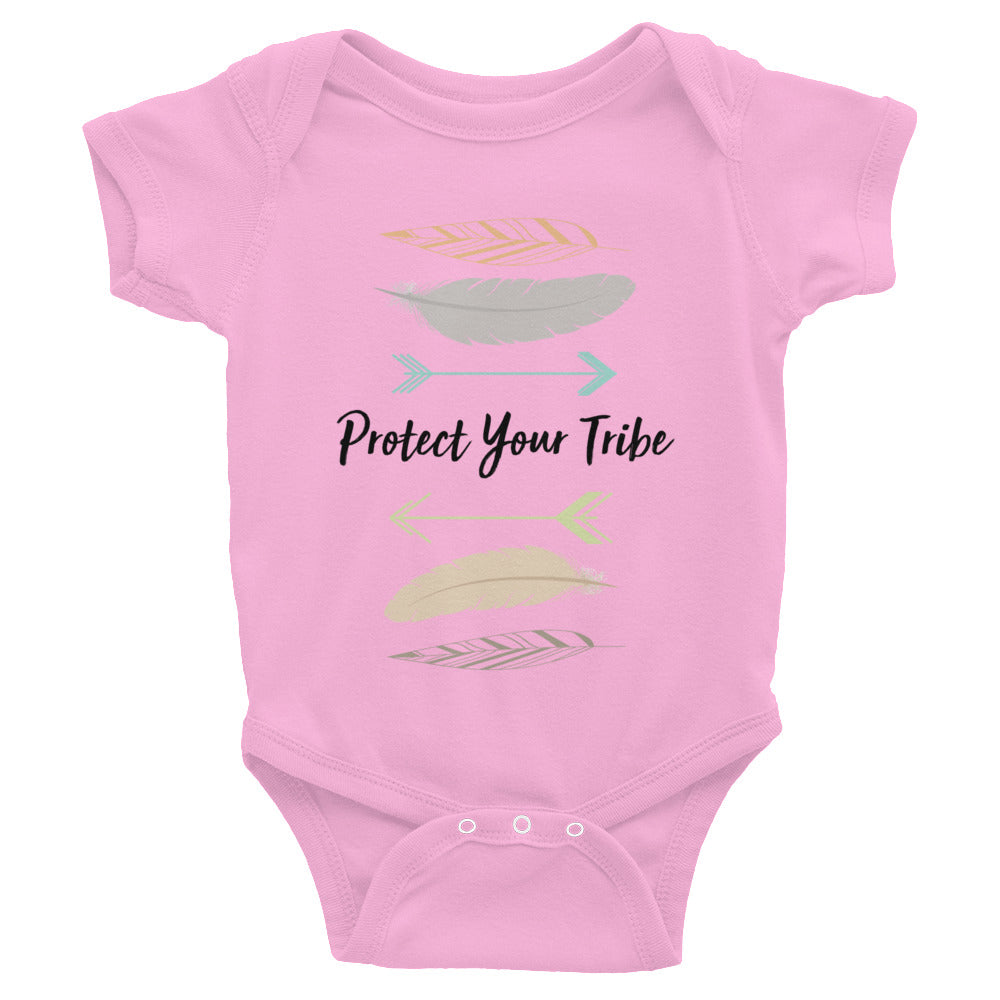 Protect Your Tribe - Onesie