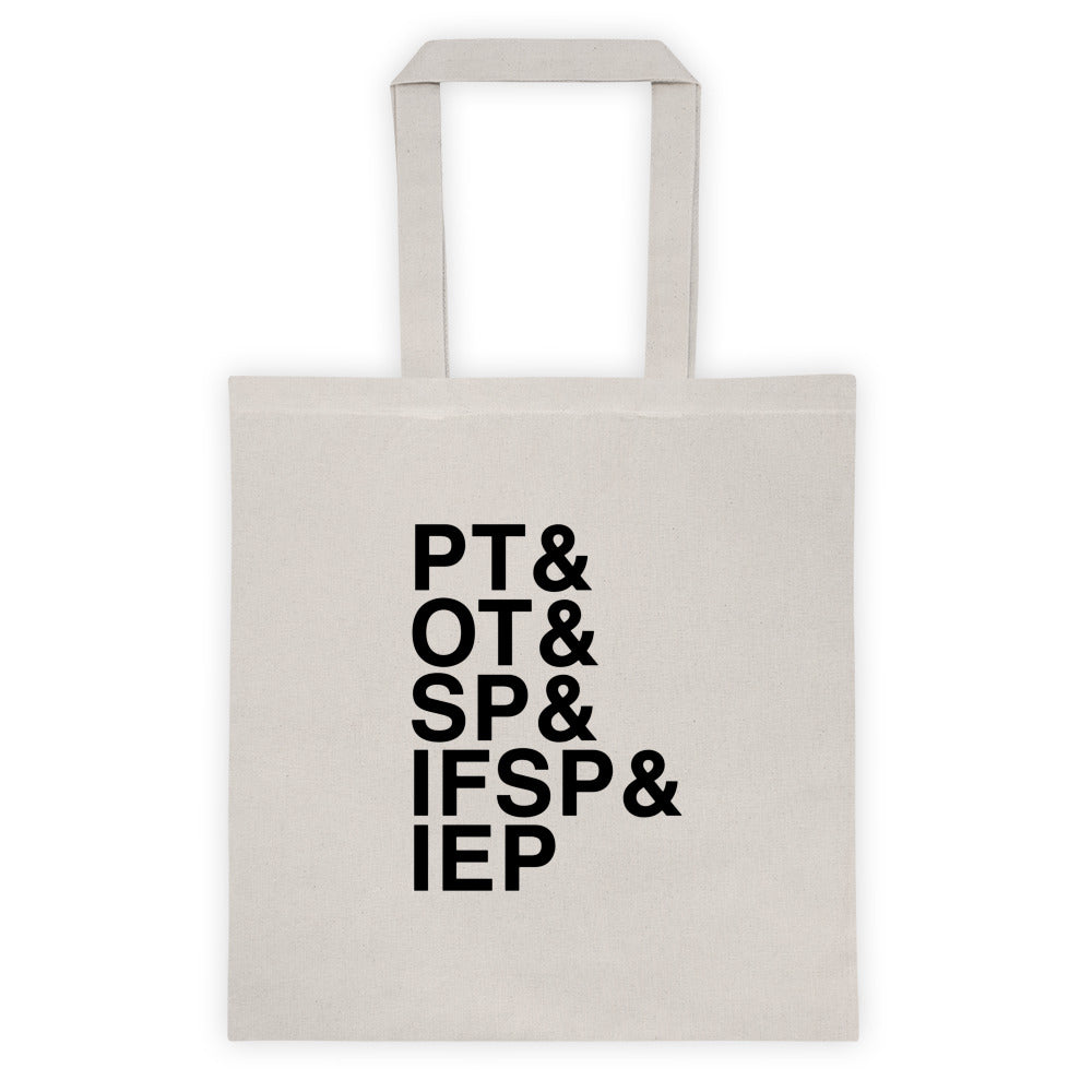 ACRONYMS - Tote bag
