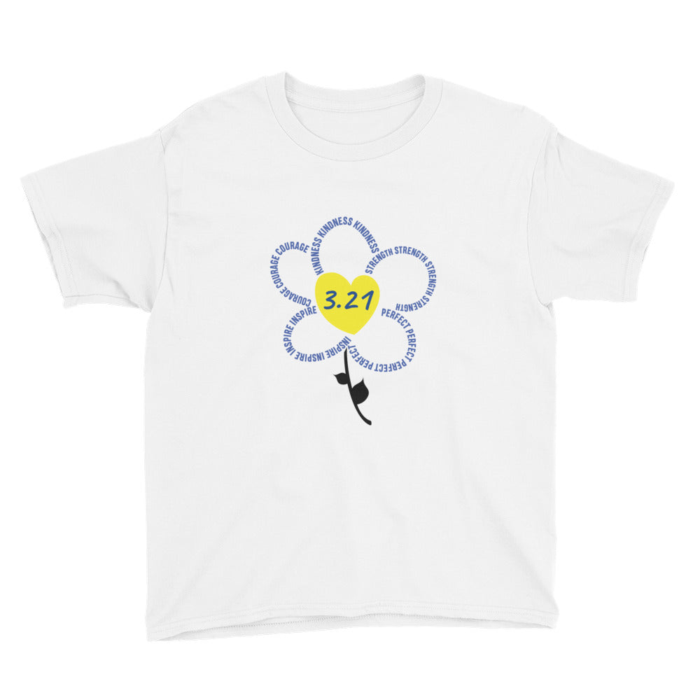 Flower 3.21 - Kids T-Shirt