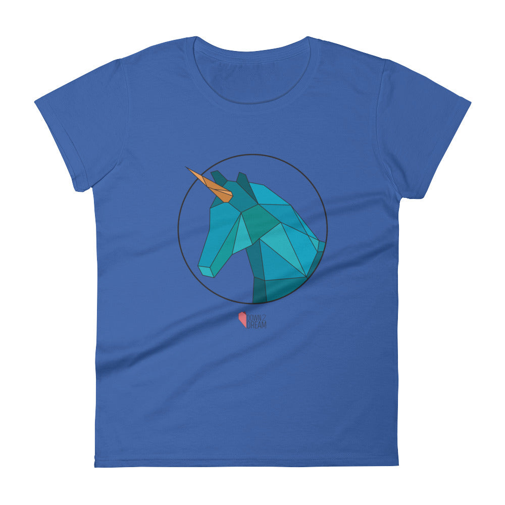 Blue Unicorn - Women's T-shirt