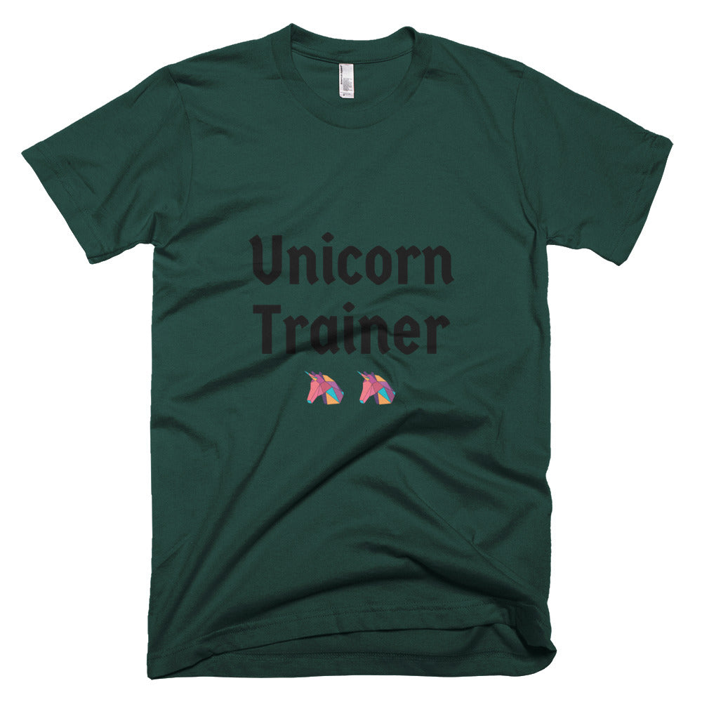 Unicorn Trainer 2 Pink - Unisex T-Shirt