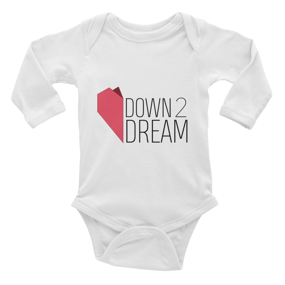 Down2Dream - Long Sleeve Onesie