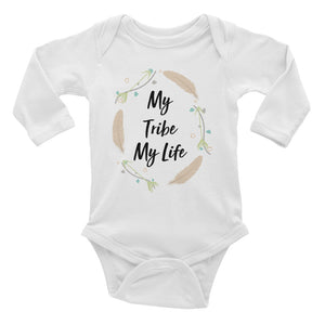 My Tribe - Long Sleeve Onesie