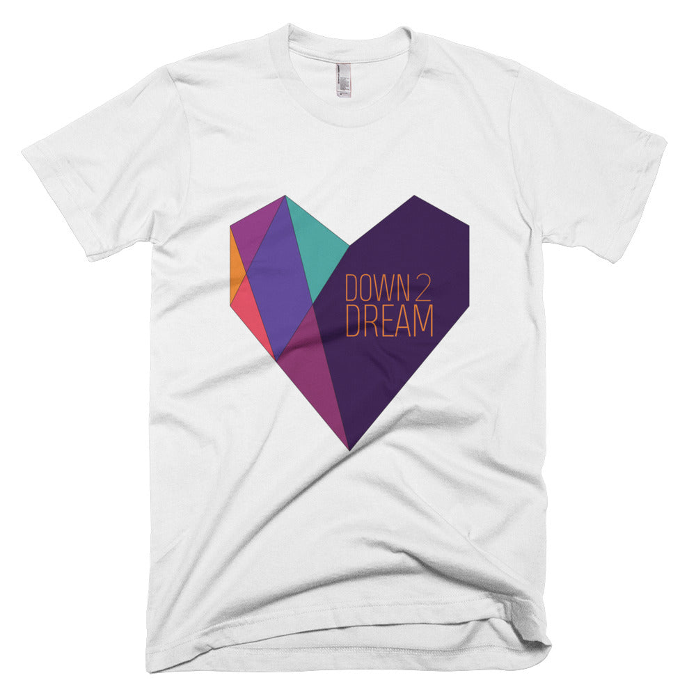Heart - Unisex / Men's T-shirt