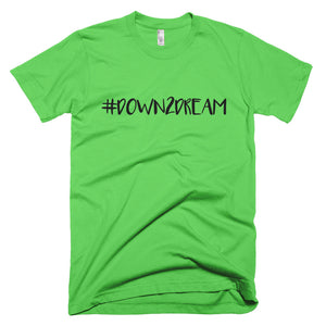 Down2 Dream - Unisex / Men's T-shirt