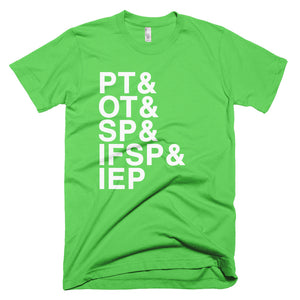 ACRONYMS - Unisex / Men's T-shirt