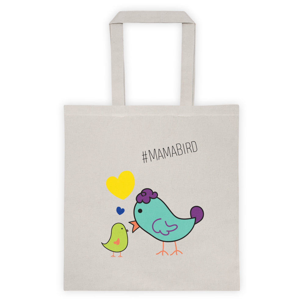 #MamaBird Color - Tote bag