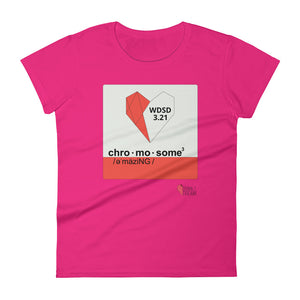 Chromosome WDSD - Women's T-shirt