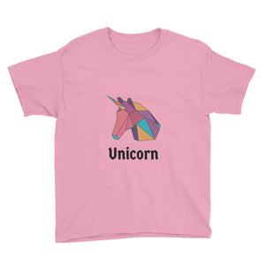 Unicorn Pink - Kids T-Shirt