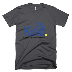Be Kind WDSD - Unisex Short-Sleeve T-Shirt