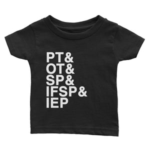 ACRONYMS - Infant Tee