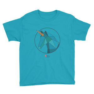 Blue Unicorn - Kid's T-Shirt