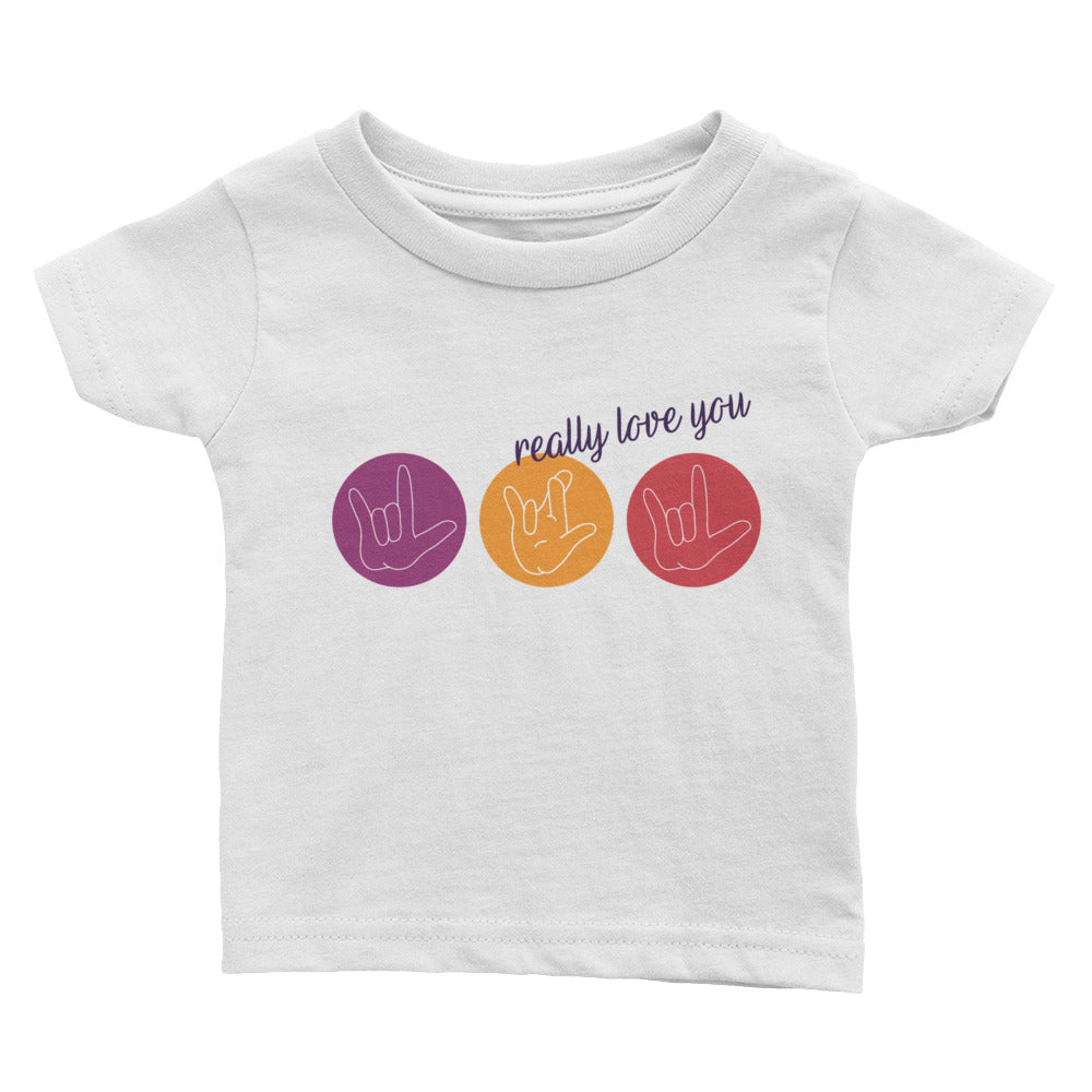 ILY Circles - Infant Tee
