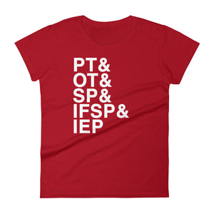 ACRONYMS - Women's T-shirt