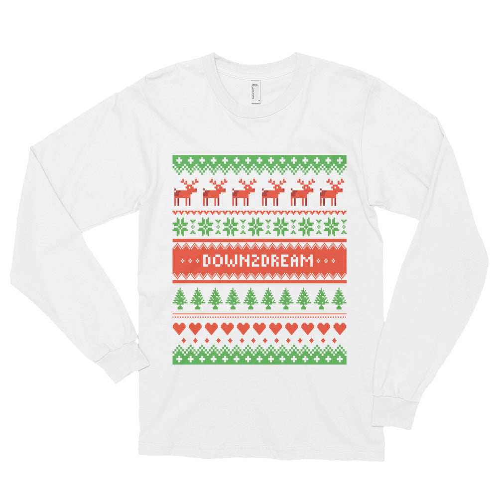Happy Holidays - Unisex / Men's Long Sleeve T-shirt