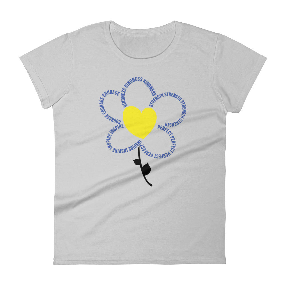 Flower Power - Women's T-shirt