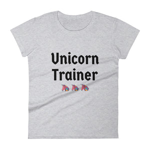 Unicorn Trainer 3 Pink - Women's T-shirt
