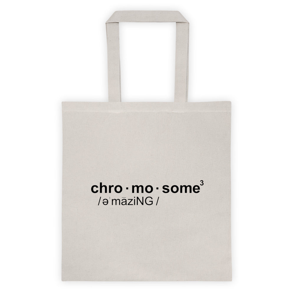 CHRO•MO•SOME - Tote bag