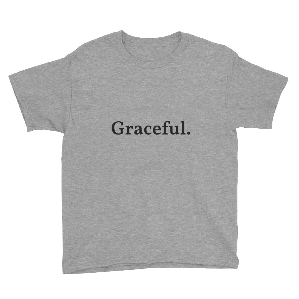 Graceful - Kids T-Shirt
