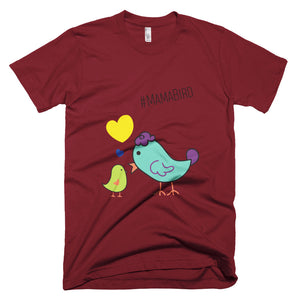#MamaBird Colors - Unisex T-shirt