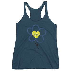 Flower 3.21 - Women's Tank Top