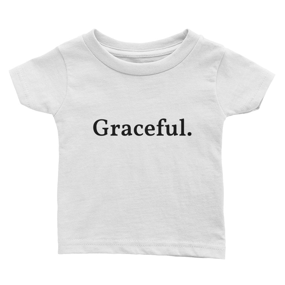 Graceful - Infant Tee
