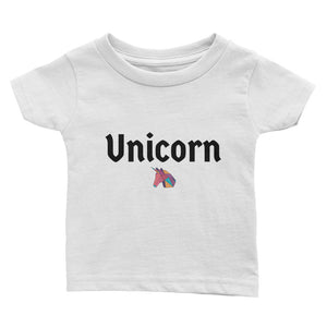 Unicorn Pink - Infant Tee