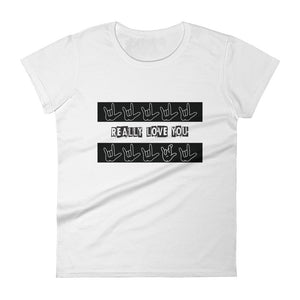 ILY Advisory - Women's T-shirt