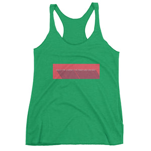 Enjoy The Journey. The finish line can wait. - Women's Tank Top