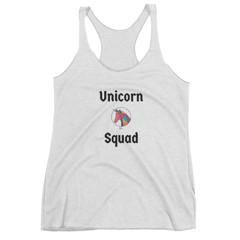 Unicorn Squad Circle - Women's Tank Top