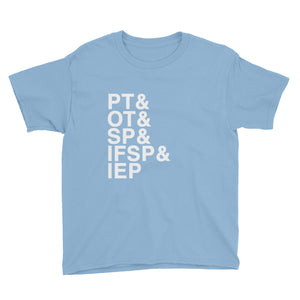 ACRONYMS - Kids T-shirt