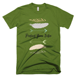 Protect Your Tribe - Unisex / Men's T-Shirt