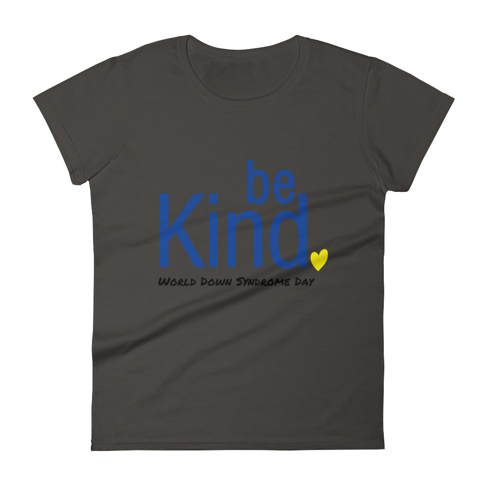 Be Kind WDSD - Women's T-shirt