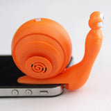 Portable Snail Mobile Phone Speaker With Dock Function