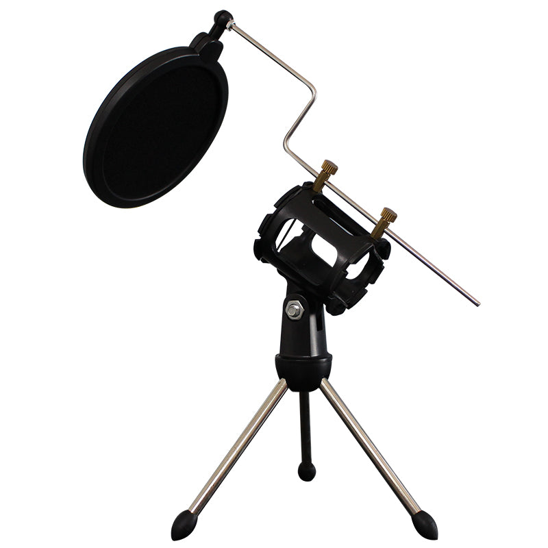 SPECIAL DEAL: Lightweight Mini Microphone tripod - audiosuperstore.net