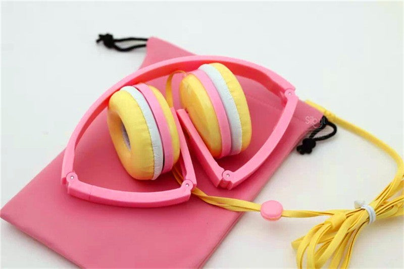 Super Cute Headphones with Mic perfect for Kids