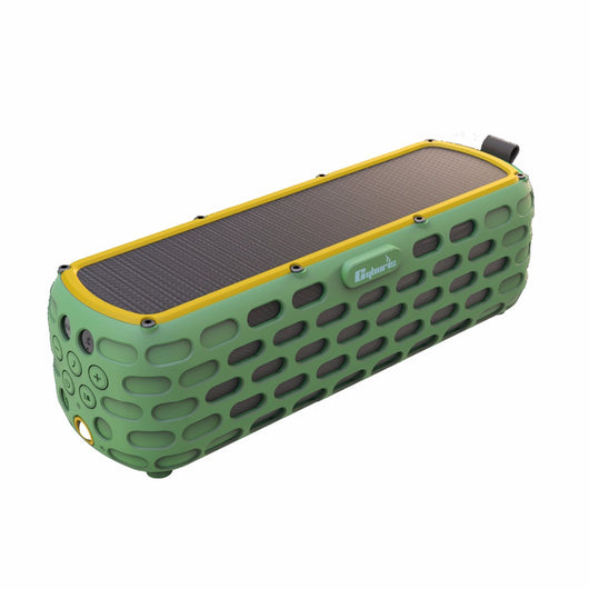Solar Bluetooth Speaker Portable for Outdoors Waterproof