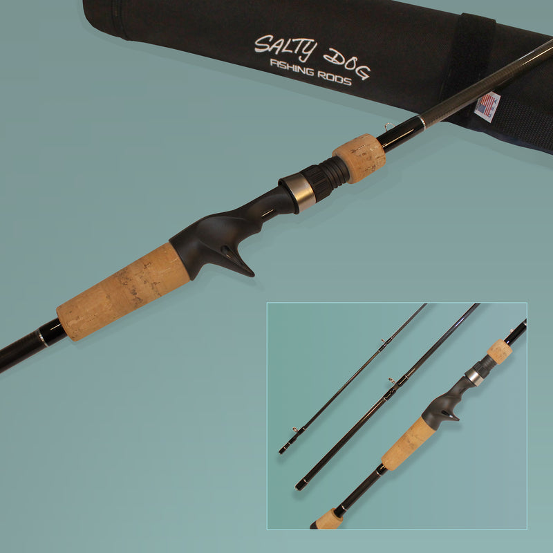Salty Dog Casting Rod