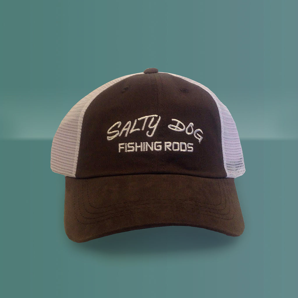 Salty Dog Fishing Rods Trucker Hat