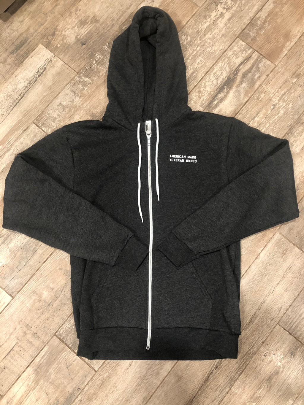 Salty Dog Full Zip Hoodie