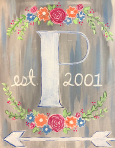 "Sat, May 19, 2018, 7-10pm ""Get Creative"" Public Tulsa OK Paint, Wine, & Canvas Class"
