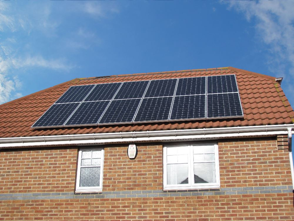 3.3KW System with Battery Storage