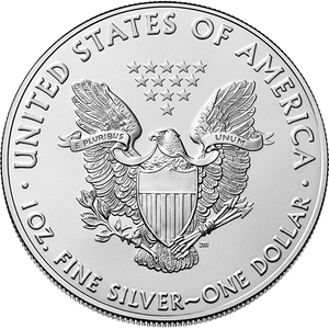 2017 1 oz American Silver Eagle Coin
