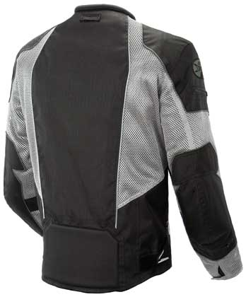 Joe Rocket Alter Ego 3.0 3-In-1 Waterproof Motorcycle Jacket Black Grey Large