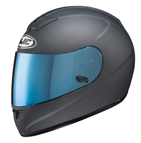 HJC HJ-09 Model Replacement Face Shield Blue Mirror