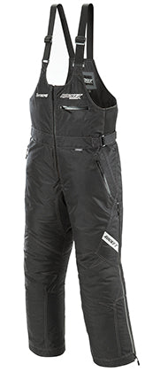 Rocket Extreme Men's Waterproof Insulated Snowmobile Cold Weather Bibs Large