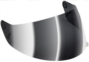Gmax Silver Iridium Replacement Face Shield for GM-44 & MD-04 Full Face Helmets
