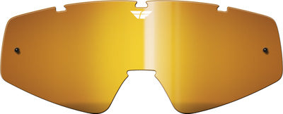 Fly Racing Focus & Zone Goggle Replacement Dual Lens Light Amber